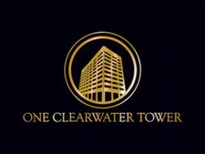 one clearwater tower logo